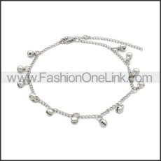 Stainless Steel Anklets ac000141S