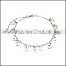 Stainless Steel Anklets ac000135S