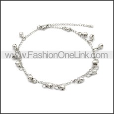 Stainless Steel Anklets ac000140S