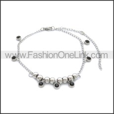 Stainless Steel Anklets ac000124S1