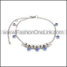 Stainless Steel Anklets ac000124S2