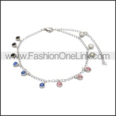 Stainless Steel Anklets ac000134S6