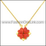 Stainless Steel Necklace n003202G