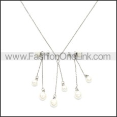 Stainless Steel Jewelry Sets s002959S
