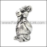 Stainless Steel Ornament a001026SA