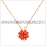 Stainless Steel Necklace n003202R