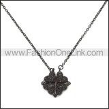Stainless Steel Necklace n003202H