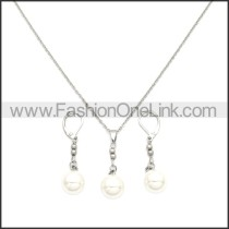 Stainless Steel Jewelry Sets s002957S