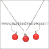 Stainless Steel Jewelry Sets s002953R2