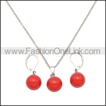 Stainless Steel Jewelry Sets s002953R1