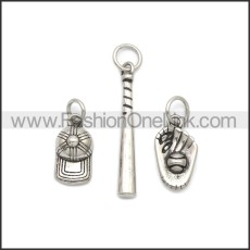 Stainless Steel Jewelry Sets s002963S