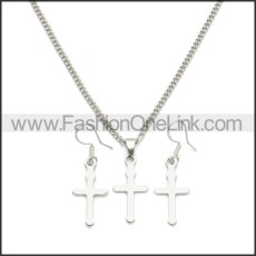 Stainless Steel Jewelry Sets s002961S