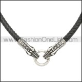 Stainless Steel Necklace n003200H