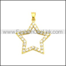 Stainless Steel Pendant p010986G