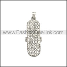 Stainless Steel Pendant p010985S