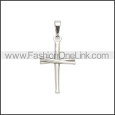 Stainless Steel Pendant p010978S2