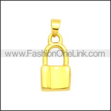 Stainless Steel Pendant p010988G