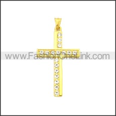 Stainless Steel Pendant p010977G