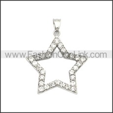 Stainless Steel Pendant p010986S