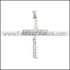 Stainless Steel Pendant p010977S