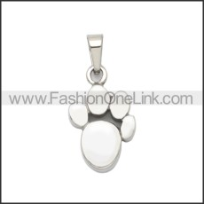 Stainless Steel Pendant p010989S