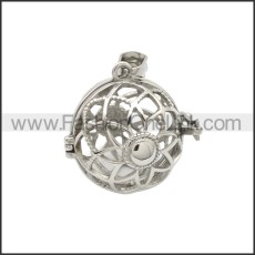 Stainless Steel Pendant p010966S