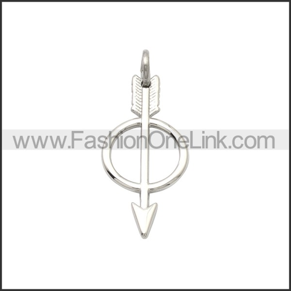 Stainless Steel Pendant p010997S