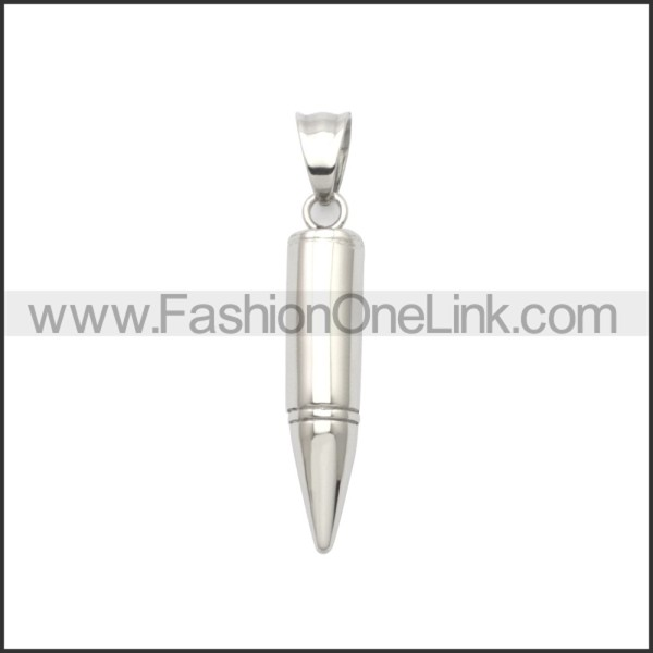 Stainless Steel Pendant p010995S