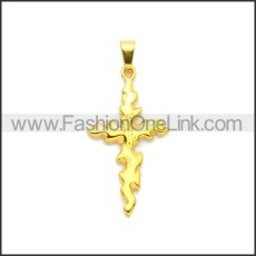 Stainless Steel Pendant p010976G