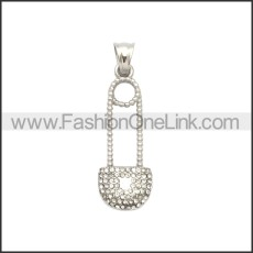 Stainless Steel Pendant p010979S