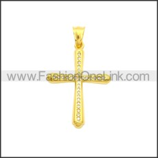 Stainless Steel Pendant p010975G
