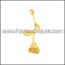 Stainless Steel Pendant p010981G
