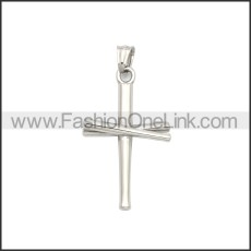 Stainless Steel Pendant p010978S1