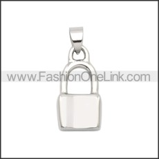 Stainless Steel Pendant P010988S