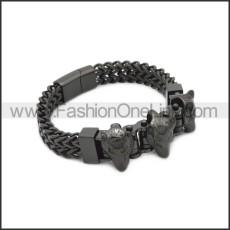 Stainless Steel Bracelet b010080H