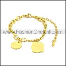 Stainless Steel Bracelet b010068G
