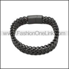 Stainless Steel Bracelet b010084H
