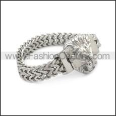 Stainless Steel Bracelet b010077S