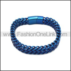 Stainless Steel Bracelet b010084B