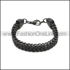 Stainless Steel Bracelet b010081H