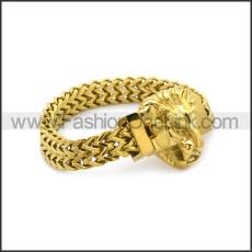 Stainless Steel Bracelet b010077G