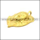 Stainless Steel Pendant p011013G