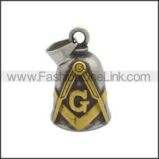Stainless Steel Pendant p011012SG