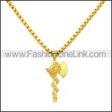 Stainless Steel Pendant p011015H