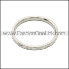 Stainless Steel Ring r008769S