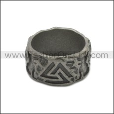Stainless Steel Ring r008773A