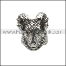Stainless Steel Ring r008780SA