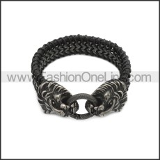 Stainless Steel Bracelet b010091AH