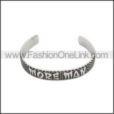 Stainless Steel Bracelet b010103SA