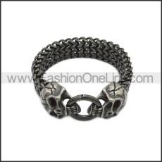 Stainless Steel Bracelet b010093A